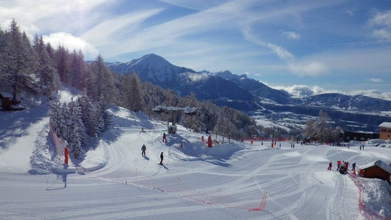 station de ski de Chaillol - Champsaur @champsaurgliss
