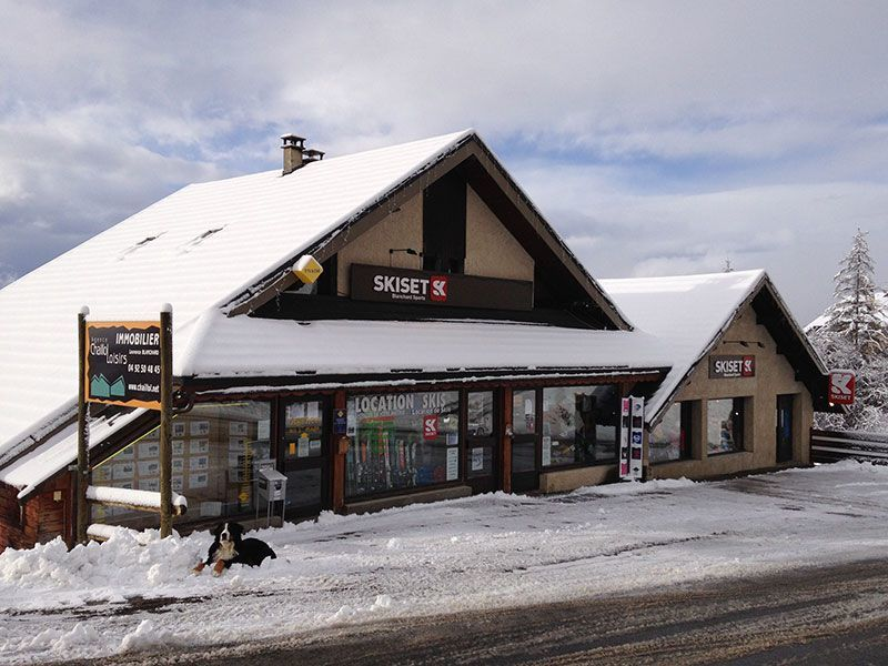 Location de ski Chaillol - Champsur - Hautes Alpes